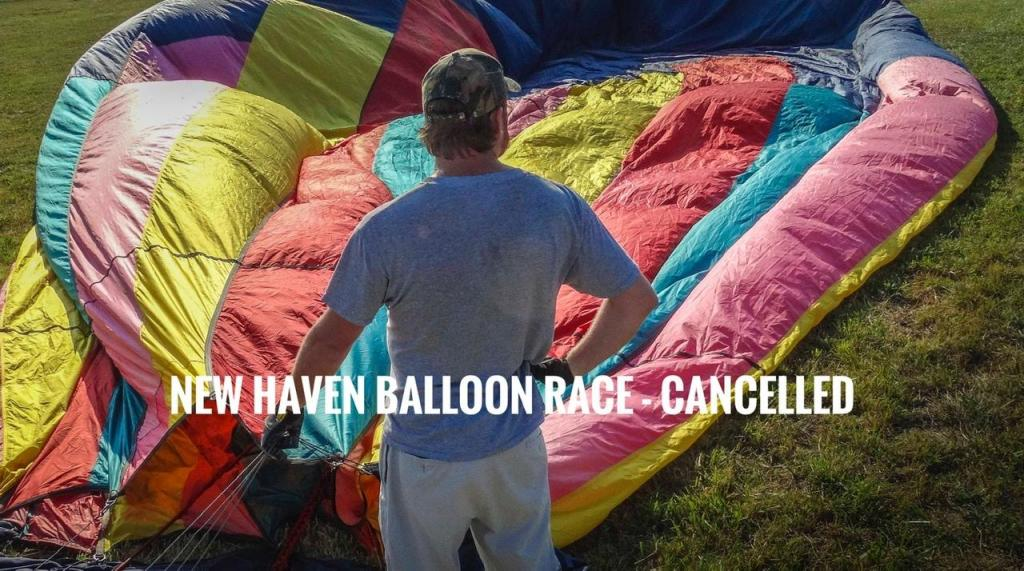 Balloon Race Cancelled